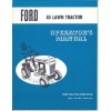 ford85lawntractorcover
